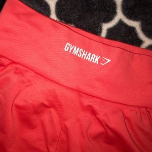 Gymshark coral two toned leggings, never worn.